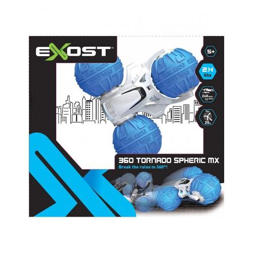 As Company  Τηλεκατευθυνόμενο Αυτοκίνητο Exost 360 Tornado Spheric MX (7530-20254)