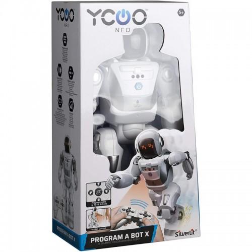 As Company Ηλεκτρονικό Ρομπότ Τηλεκατευθυνόμενο Programm A Bot X (7530-88071)
