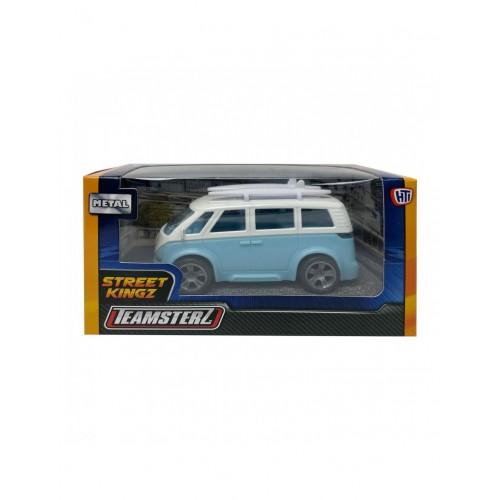 As Company Teamsterz Street Kingz Μεταλλικά Αυτοκινητάκια 1:43 (12 Σχέδια) (7535-16323)
