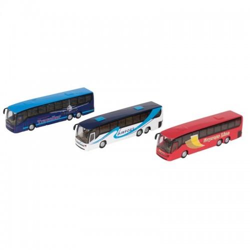 As Company Teamsterz Όχημα Λεωφορείο City Coach  (3 Σχέδια) (7535-70246)
