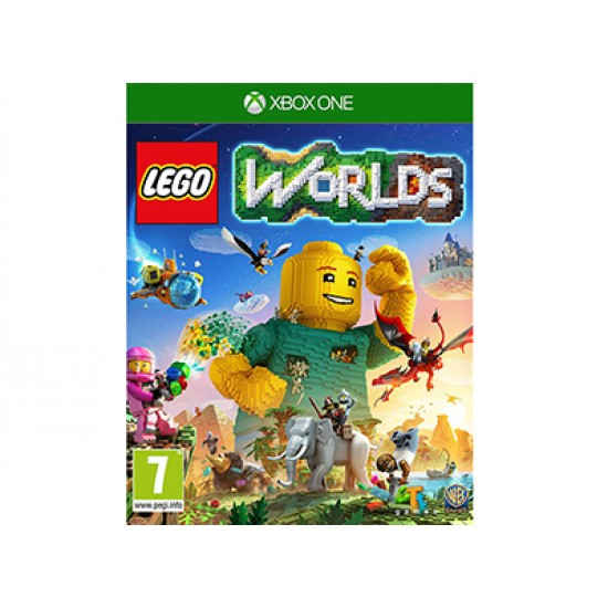 LEGO Worlds - Xbox One Game
