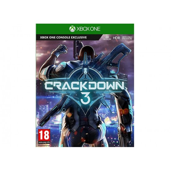 Crackdown 3 - Xbox One Game