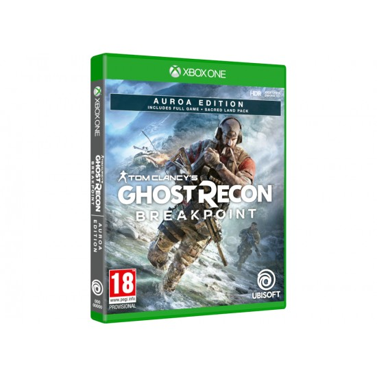 Tom Clancy's Ghost Recon: Breakpoint ΑUROA Edition - Xbox One Game