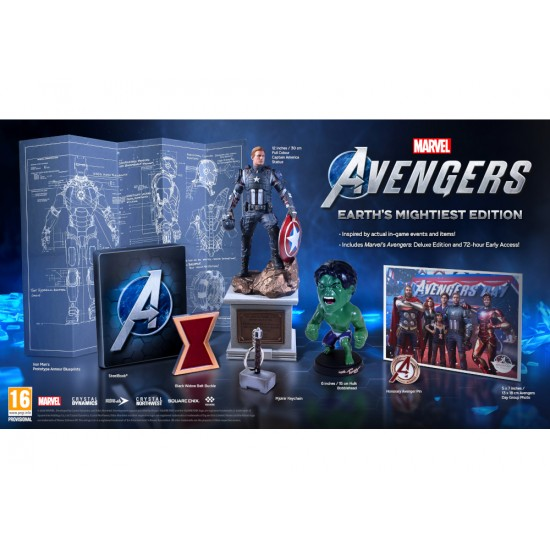 Marvel's Avengers Earth's Mightiest Edition - Xbox One Game