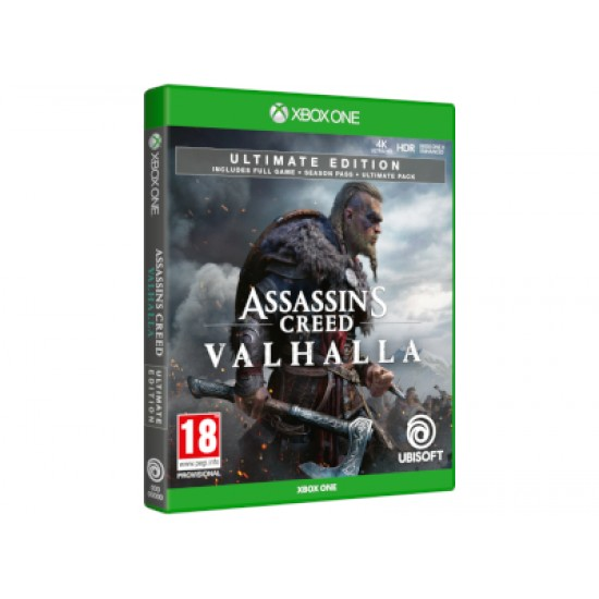 Assassin's Creed Valhalla Ultimate Edition - Xbox One Game