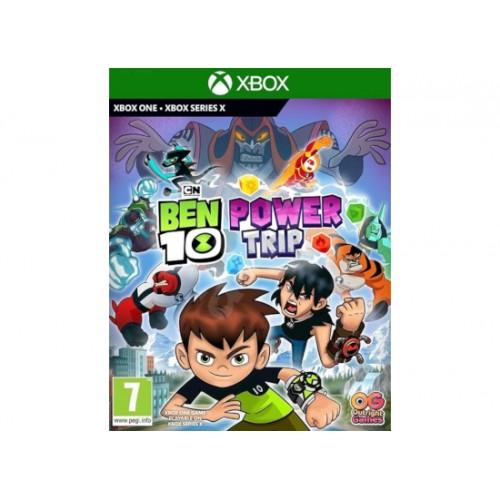 Ben 10: Power Trip! - Xbox One Game