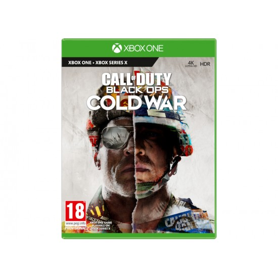 Call of Duty: Black Ops Cold War - Xbox One Game