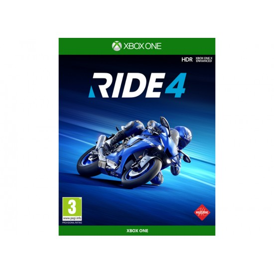 Ride 4 - Xbox One Game