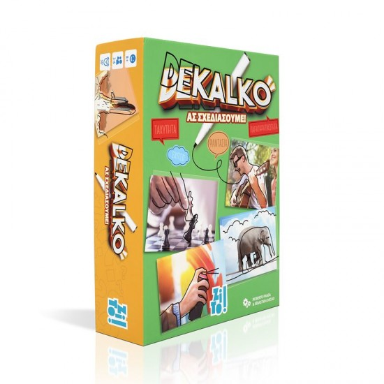ZITO!- DEKALKO(T-ZIT-4860)