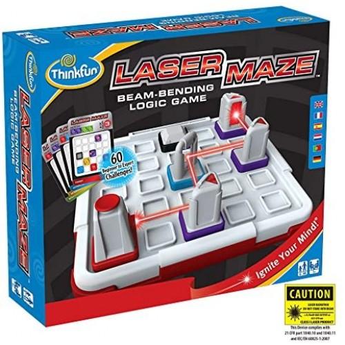 Επιτραπέζιο ThinkFun Παιχνίδι Λογικής Laser Maze™ (001014)