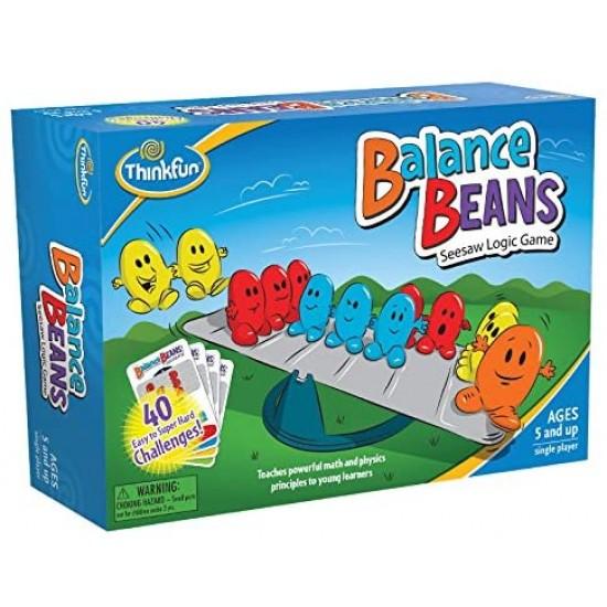 Επιτραπέζιο ThinkFun Παιχνίδι Λογικής Jr. Balance Beans® (001140)