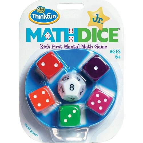 Επιτραπέζιο ThinkFun Γρίφος Math Dice® Jr.  (001515)