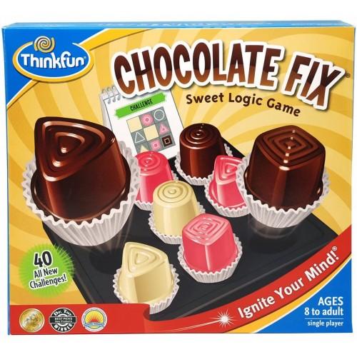 Επιτραπέζιο ThinkFun Παιχνίδι Λογικής Chocolate Fix® (001530)
