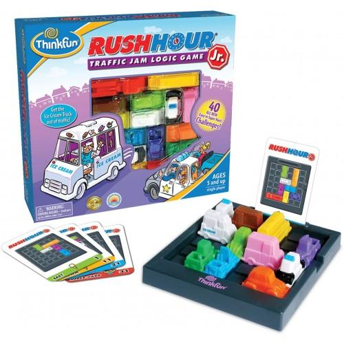 Επιτραπέζιο ThinkFun Παιχνίδι Λογικής Jr. Rush Hour® Jr.  (005041)
