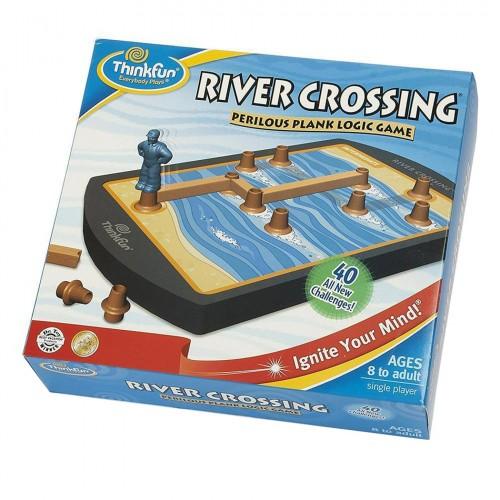 Επιτραπέζιο ThinkFun Παιχνίδι Λογικής River Crossing™ (0076349)