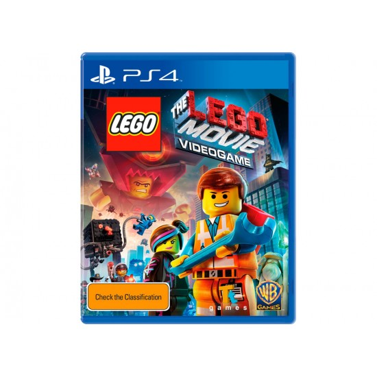 LEGO Movie: The Videogame - PS4 Game