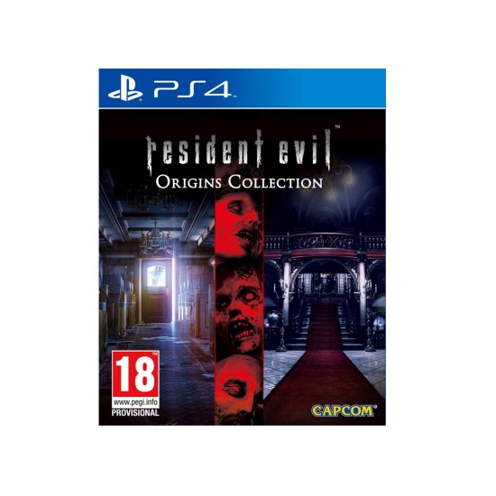Resident Evil Origins Collection - PS4 Game