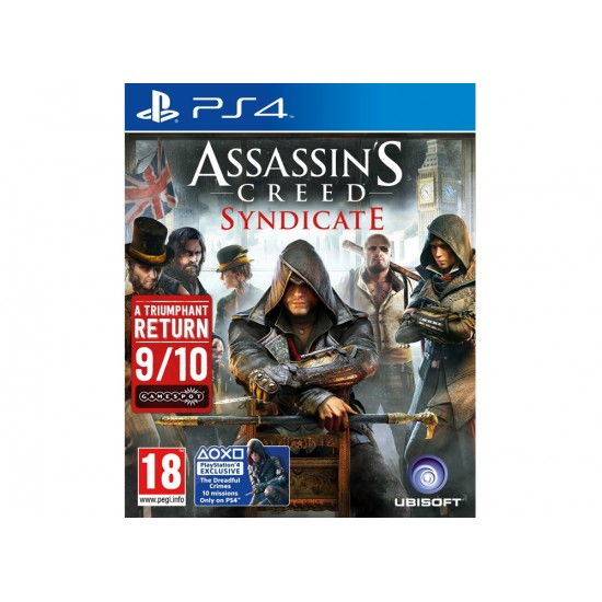 Assassin's Creed Syndicate - PS4 Game