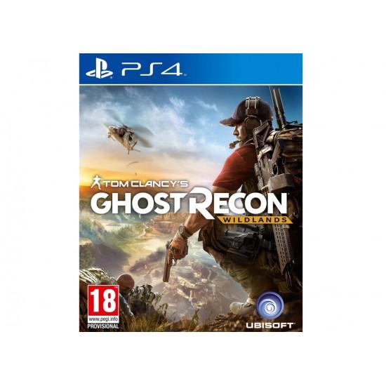Tom Clancy's Ghost Recon: Wildlands - PS4 Game