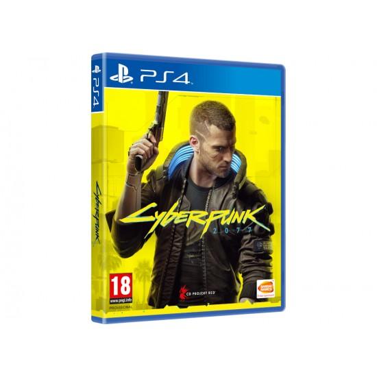 Cyberpunk 2077 - PS4 Game