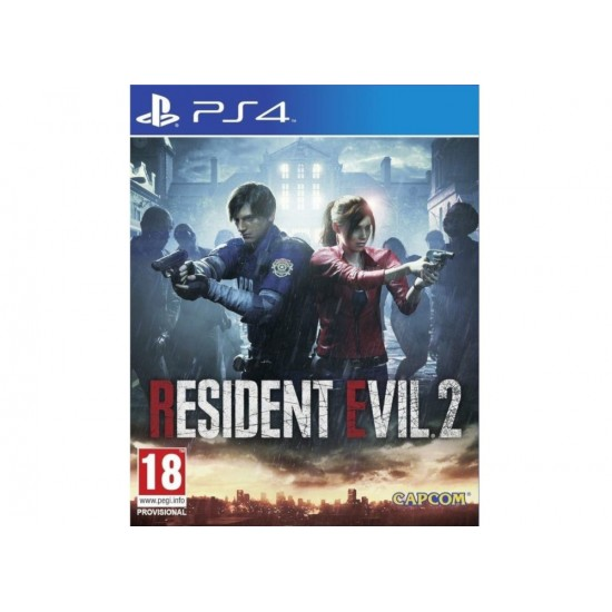 Resident Evil 2 Remake - PS4 Game