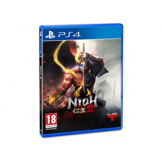 Nioh 2 - PS4 Game