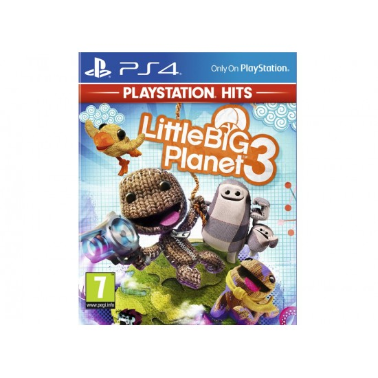 LittleBig Planet 3 PlayStation Hits - PS4 Game