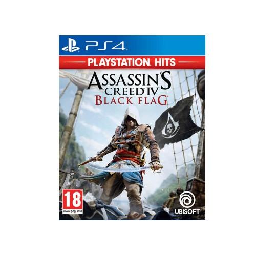 Assassin's Creed IV: Black Flag PlayStation Hits - PS4 Game