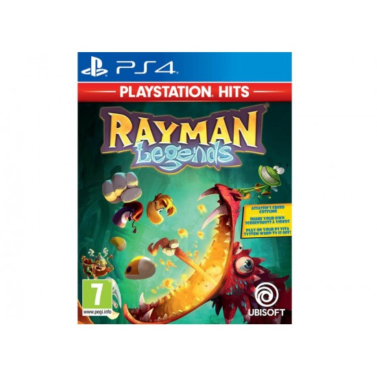 Rayman Legends PlayStation Hits - PS4 Game