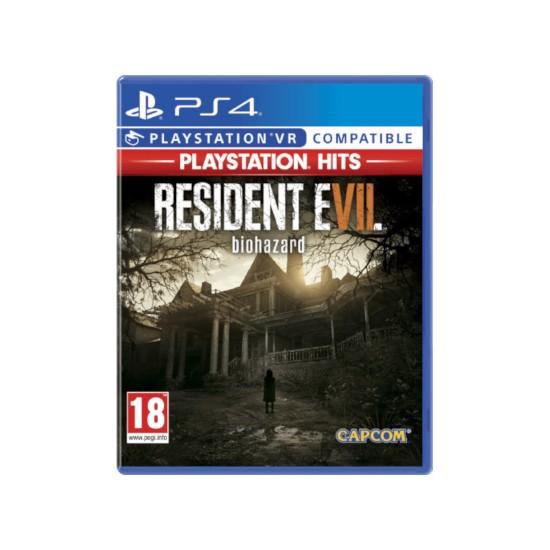 Resident Evil VII Biohazard Playstation Hits - PS4/PSVR Game