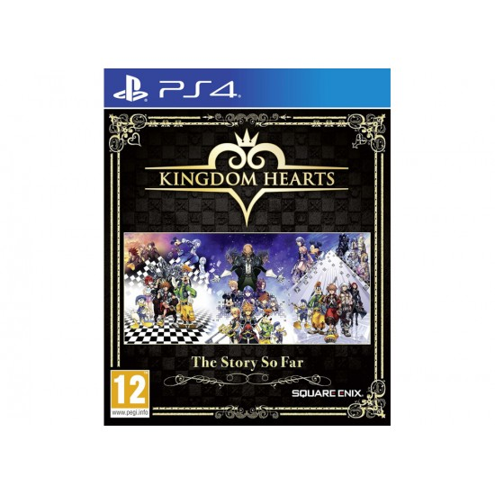Kingdom Hearts The Story So Far - PS4 Game