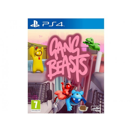 Gang Beasts - PS4 Game