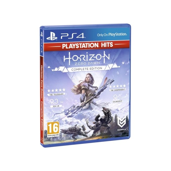 Horizon Zero Dawn Complete Edition Playstation Hits - PS4 Game