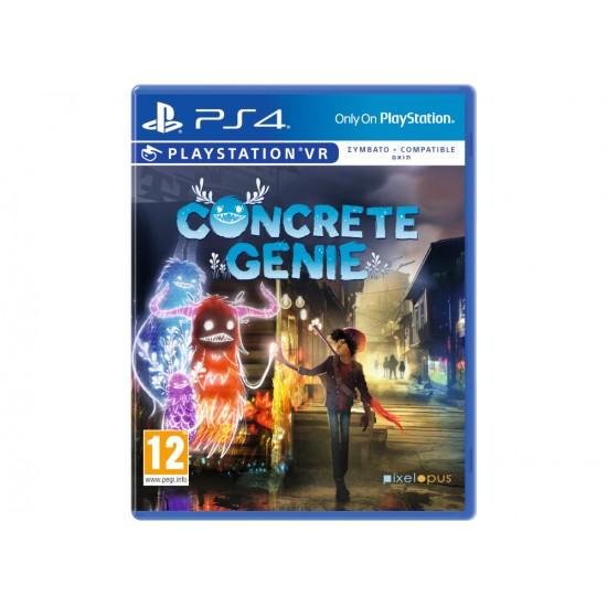 Concrete Genie - PS4 Game