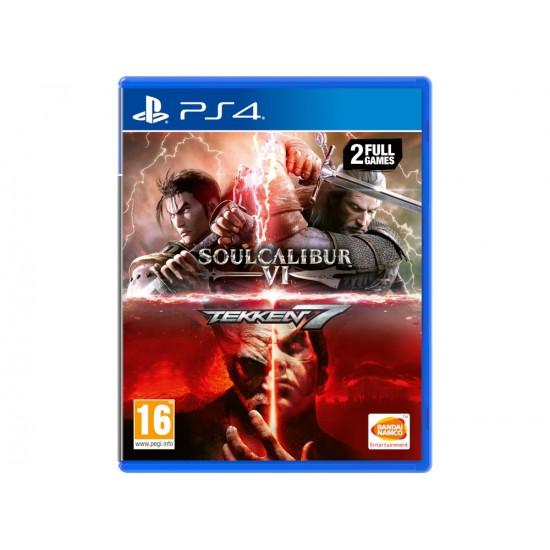 Tekken 7 & SoulCalibur VI - PS4 Game