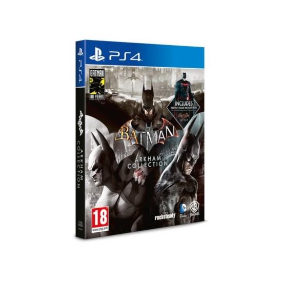 Batman Arkham Collection - PS4 Game