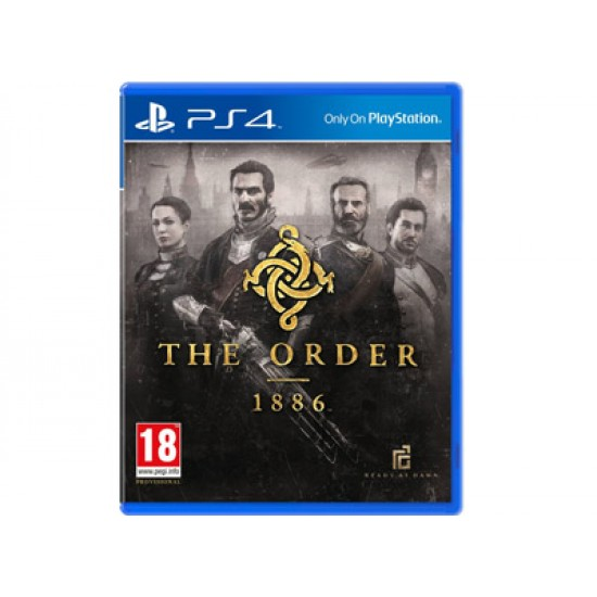 The Order: 1886 - PS4 Game