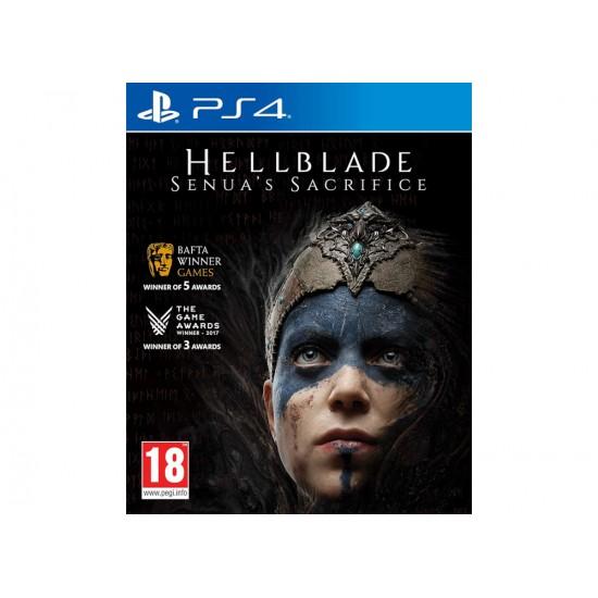 Hellblade - Senua's Sacrifice - PS4 Game