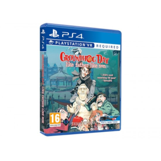Groundhog Day Father Like Son - PS4/PSVR Game