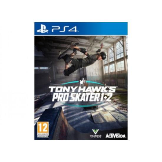 Tony Hawk Pro Skater 1&2 Remastered - PS4 Game