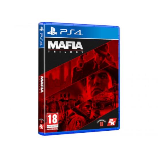 Mafia Trilogy - PS4 Game