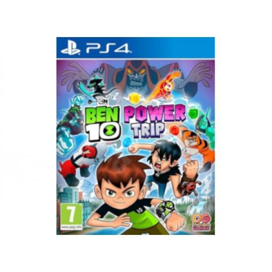 Ben 10: Power Trip! - PS4 Game