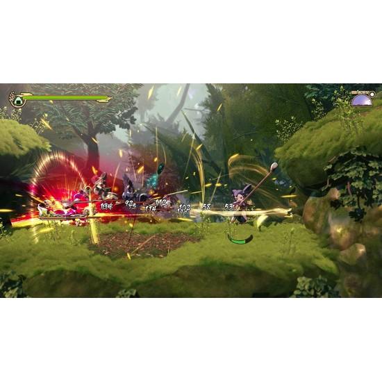SakunQ Of Rice And Ruin - PS4 Game