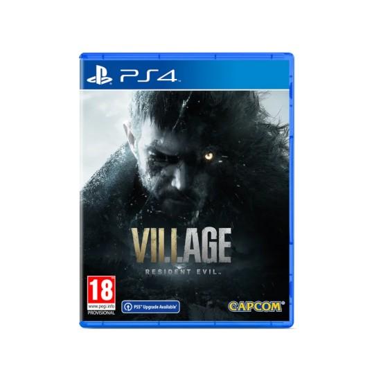 Resident Evil Village - PS4 Game