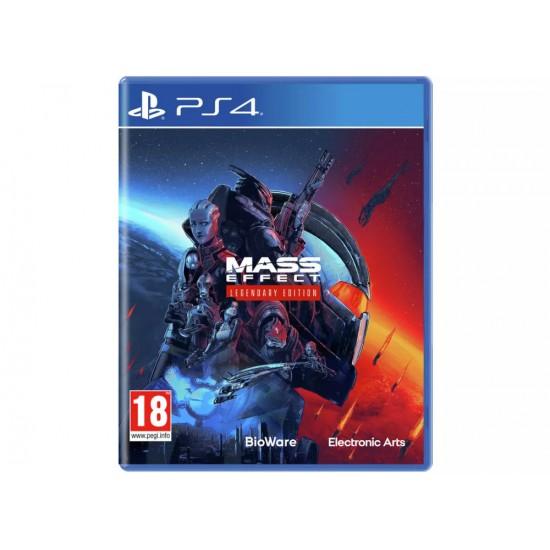 Mass Effect Trilogy Legendary Edition - PS4 Game