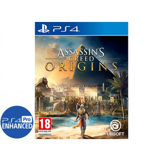 Assassins Creed Origins - PS4 Game