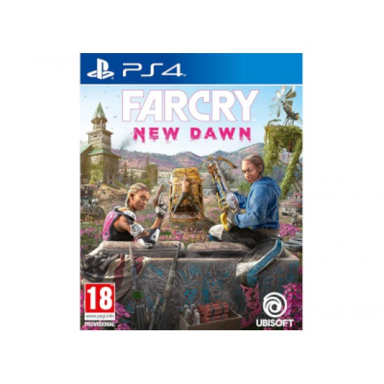 Far Cry New Dawn - PS4 Game