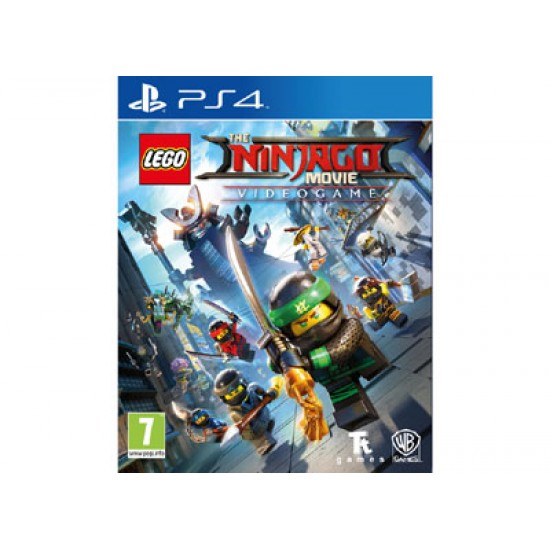 LEGO Ninjago: The Movie - PS4 Game