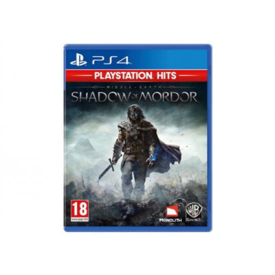 Middle Earth: Shadow Of Mordor (Hits) - PS4 Game