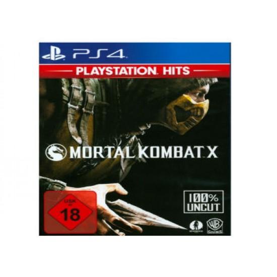 Mortal Kombat X (Hits) - PS4 Game